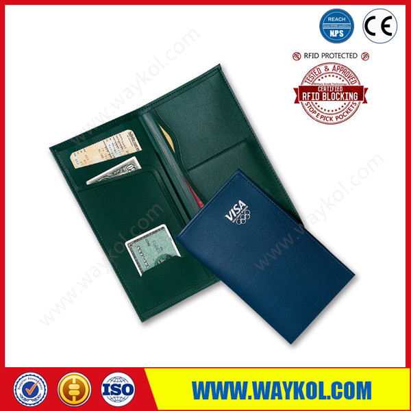 RFID Blocking Passport Covers