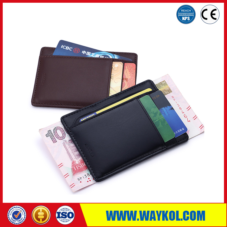 Leather Accessores-Money Clip