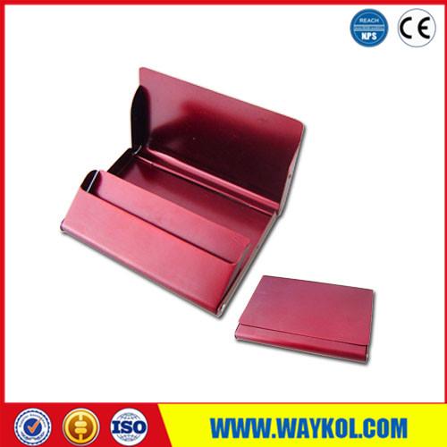 Aluminum Name Card Case